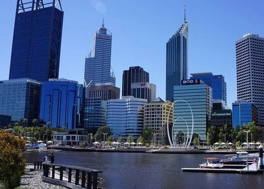 Ambitious $1.5 billion City Deal to revamp Perth CBD