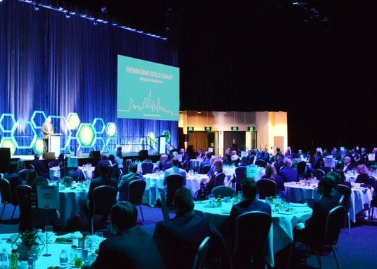 Confidence in conferencing grows on the Gold Coast