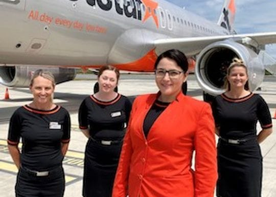 Jetstar launches new Gold Coast to Hobart service