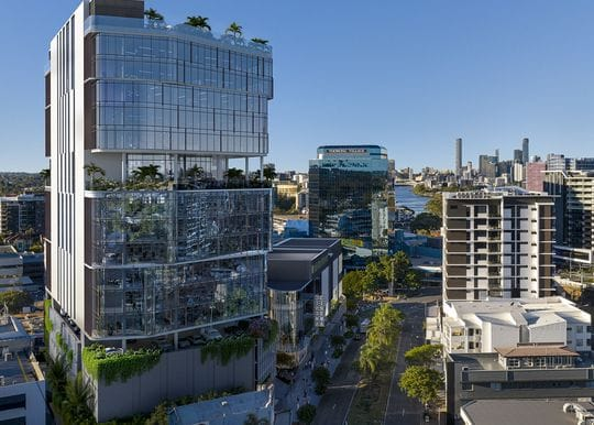 Brisbane City Council greenlights $450m Toowong project The Aviary