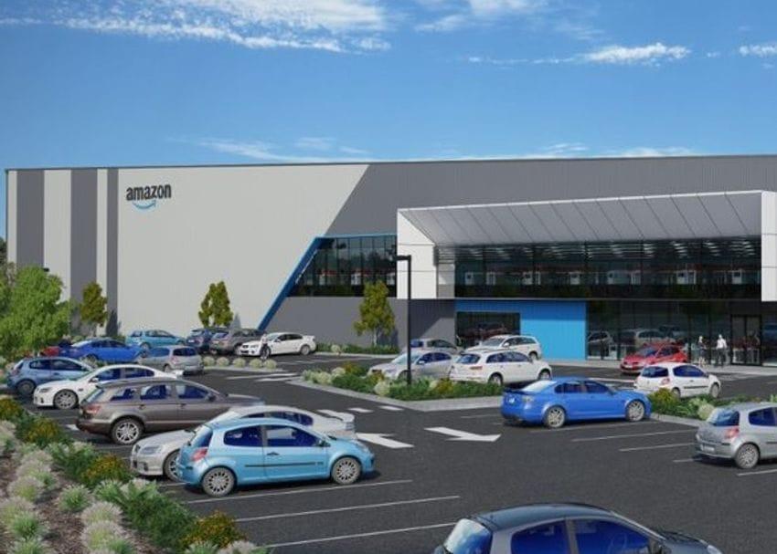 Online sales war heats up as Amazon announces second Melbourne centre