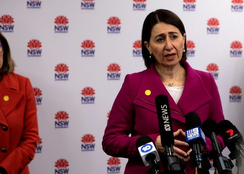 NSW to open border to VIC on 23 November