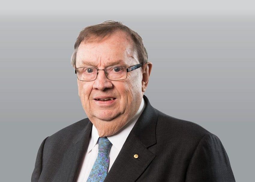 Former Tennis Australia director Harold Mitchell served up $90,000 fine