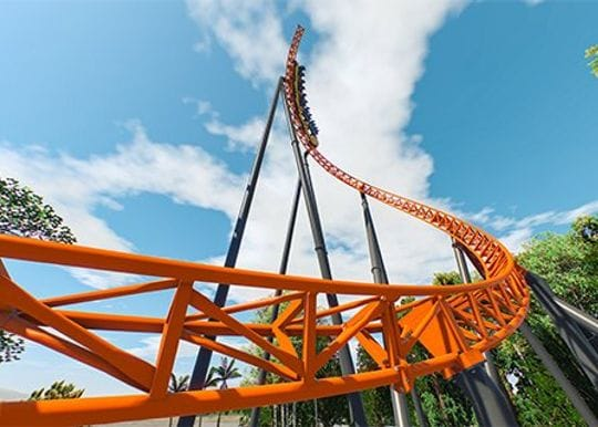Theme parks to hit new heights after riding pandemic roller coaster