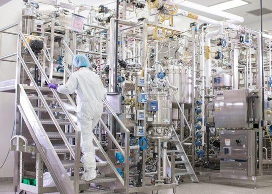 CSL to build $800m flu vaccine facility in Melbourne