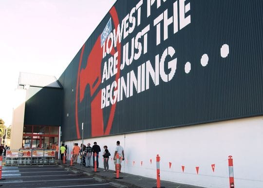 Property funds splash half a billion on Bunnings and cold storage properties