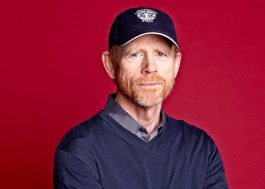 Ron Howard's new movie a $96 million boost for film industry