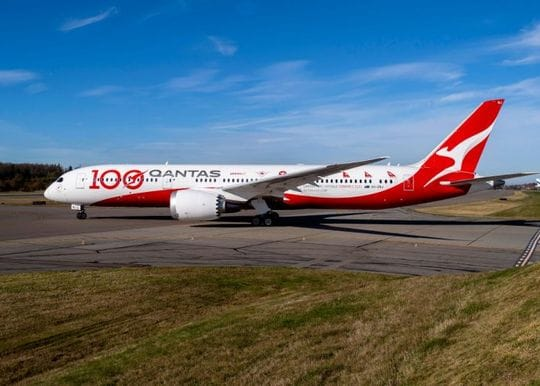 Qantas bouncing back as domestic travel resumes