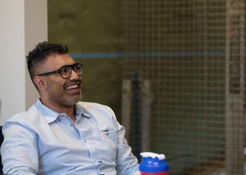 Supplements czar Izhar Basha wins Sydney Young Entrepreneur Award
