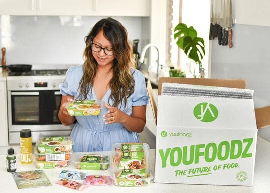 Youfoodz shares plunge on opening