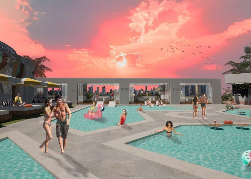 New Gold Coast day club to take advantage of domestic tourism demand