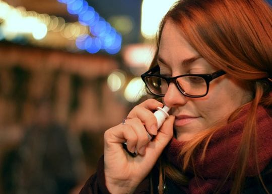 Starpharma surges as COVID nasal spray wafts into Europe