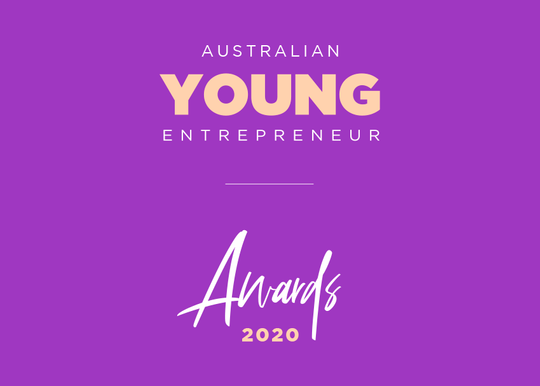 Australian Young Entrepreneur of the Year 2020 revealed