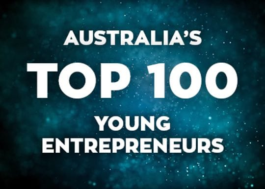 Australia's Top 100 Young Entrepreneurs 2019