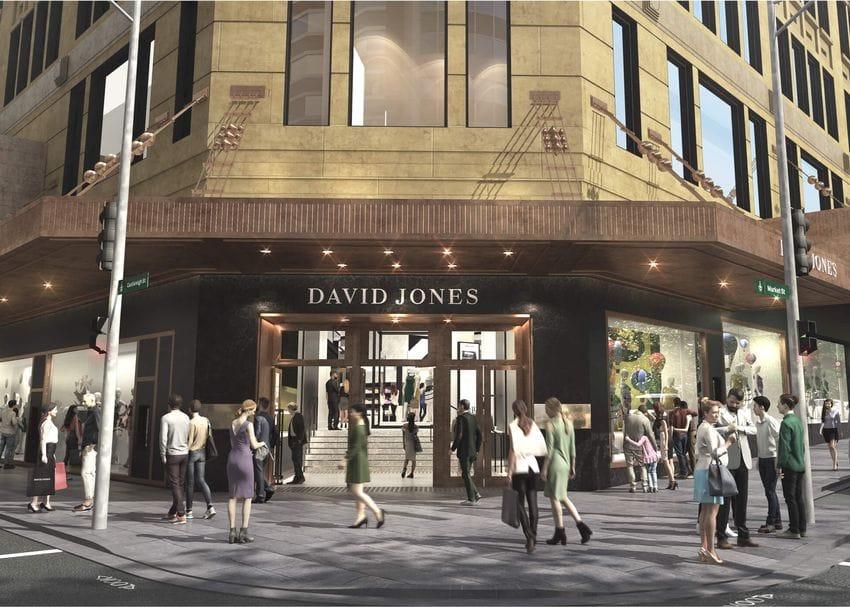 Charter Hall snares David Jones' flagship Sydney store for $510m