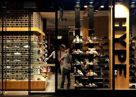 Footwear retailer Accent Group tramples past woes with profit spike