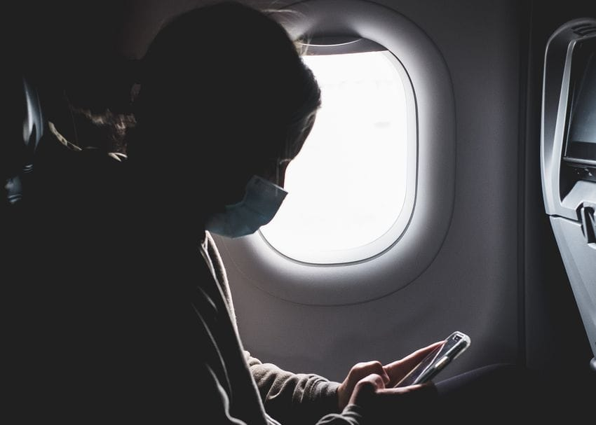Masks to be mandatory on all flights