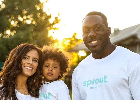 Serial entrepreneur Selasi Berdie secures major distribution deal for Sprout Organic