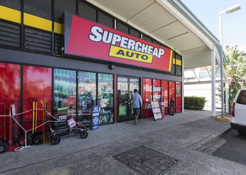 Super Retail Group revs up as profit triples