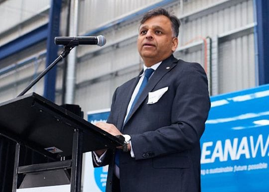 Cleanaway CEO Vik Bansal to resign