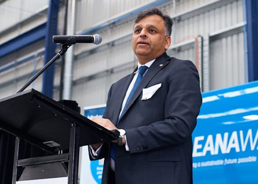 Cleanaway CEO Vik Bansal to resign