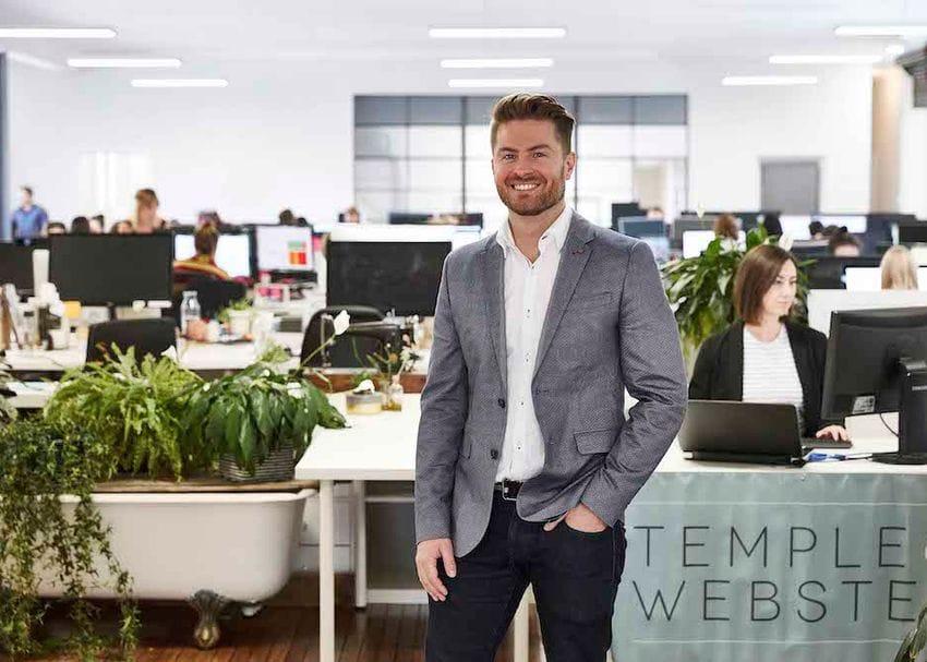 Temple & Webster earnings up sixfold