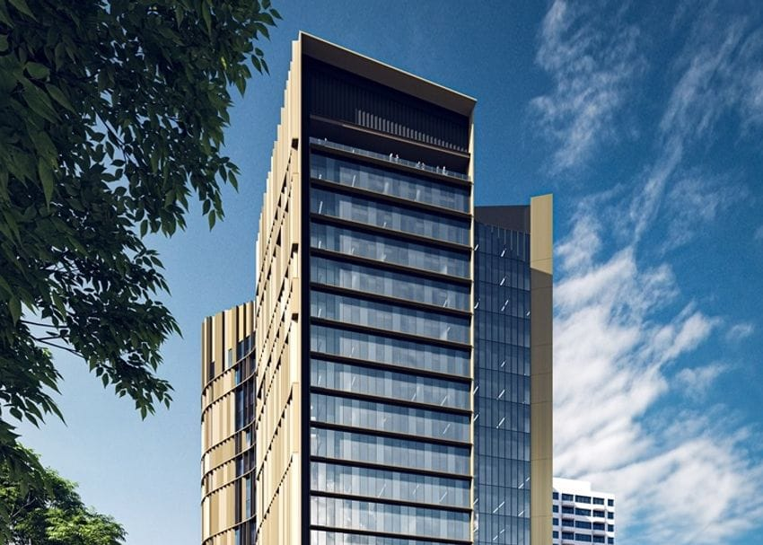 Charter Hall reveals tower project plans for Roma Street renewal in Brisbane