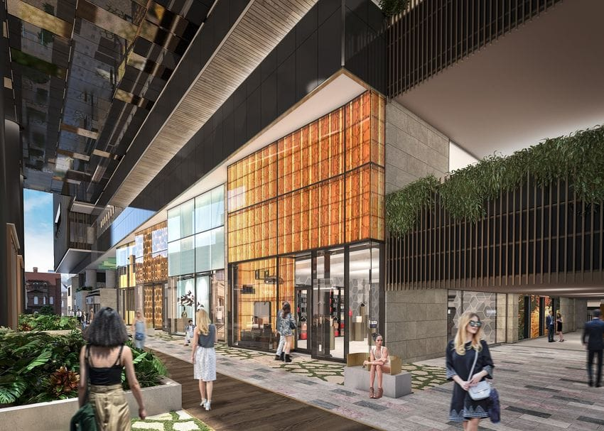 T Galleria by DFS to anchor The Star's $3.6b Queen's Wharf project in Brisbane