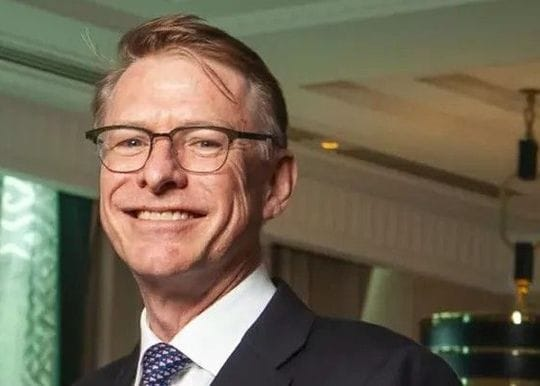 Crown CEO Ken Barton steps down