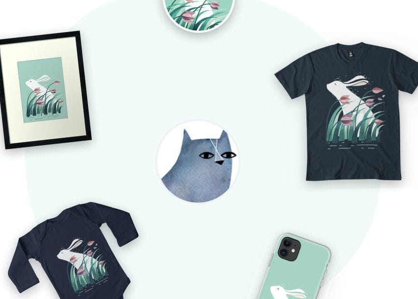 Redbubble bursts ahead: from $3m in the red to $41m in the black