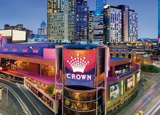 Crown Resorts pandemic closures result in $120m loss
