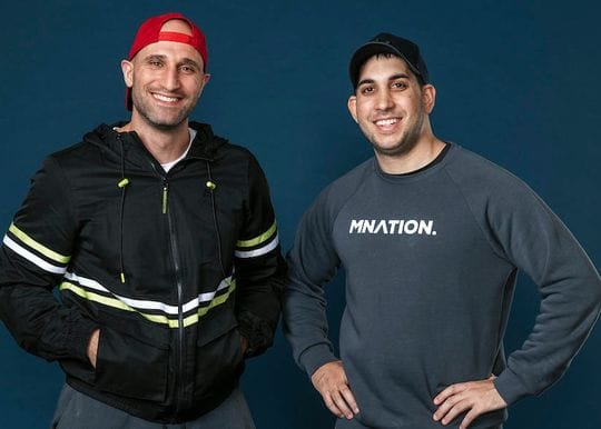 Muscle Nation flexes new sustainable activewear range