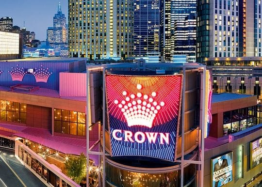 Victoria launches Royal Commission into Crown Melbourne