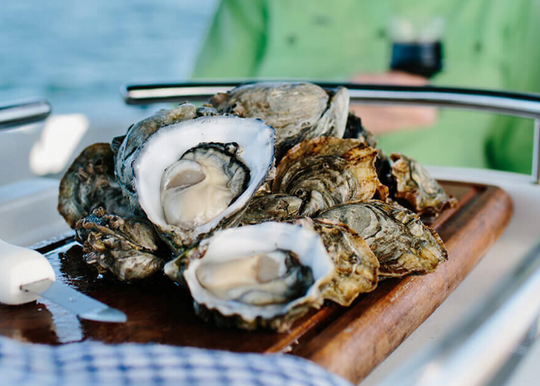 Oyster demand drives record sales for Angel Seafood