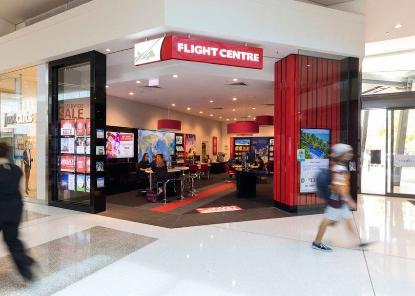 Signs of recovery put wind beneath Flight Centre's wings