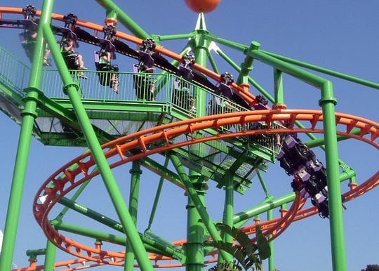 Ardent Leisure expects wild ride to continue all year