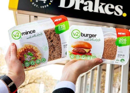 Australian demand for plant-based meat surges