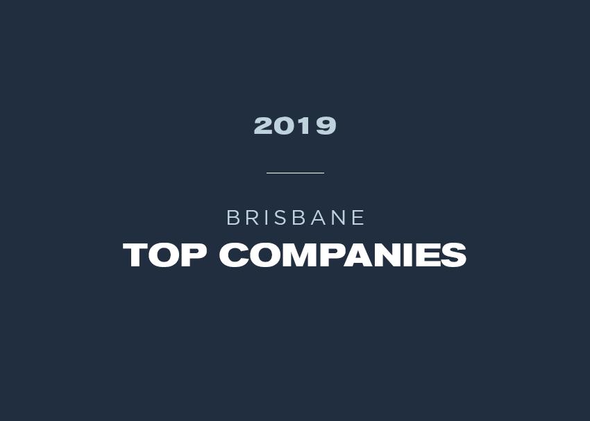 2019 Brisbane Top Companies