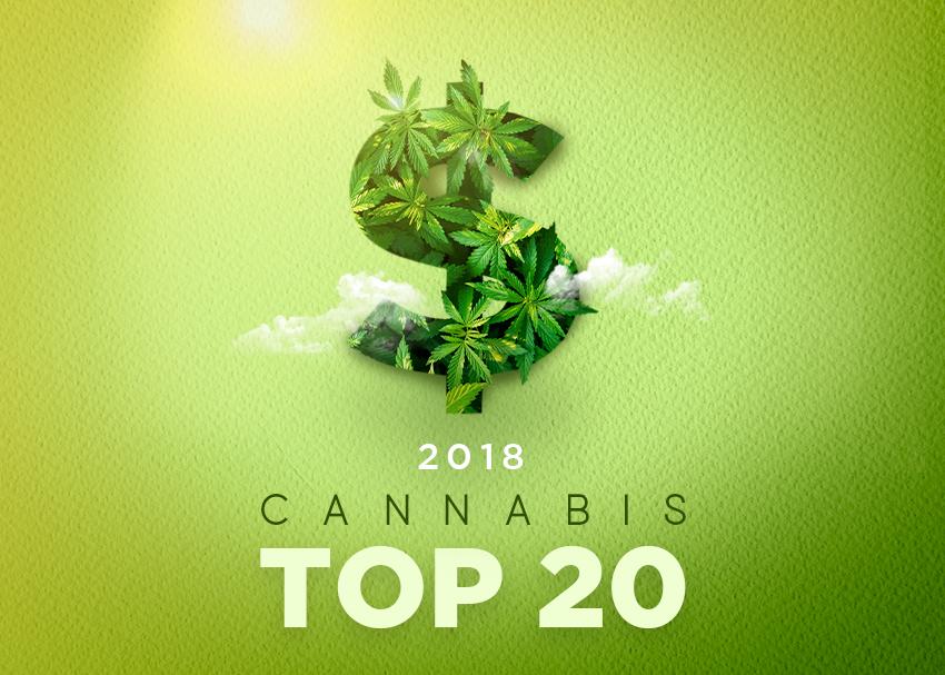 Australia's top 20 cannabis companies 2018