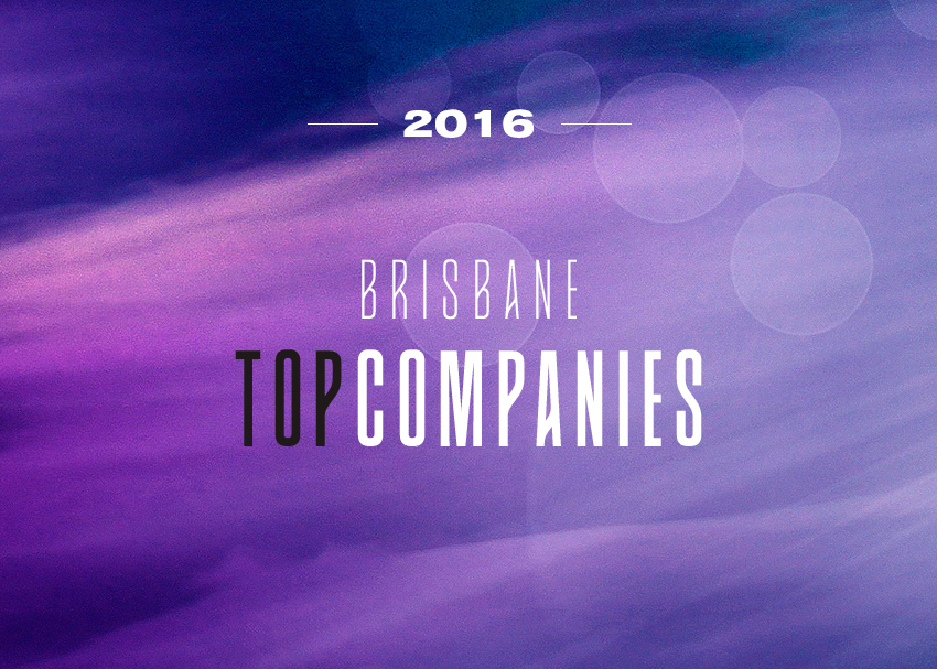2016 BRISBANE TOP LISTED COMPANIES REVEALED