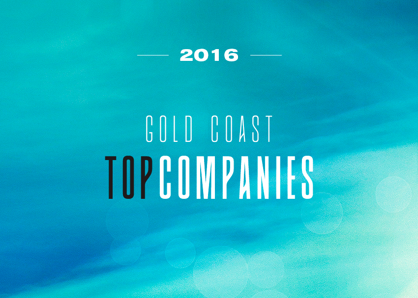 GOLD COAST TOP COMPANIES 2016 | 1-10