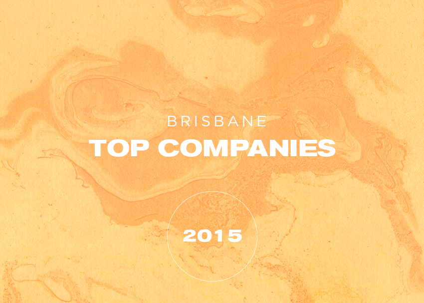 BRISBANE'S TOP LISTED COMPANIES 2015