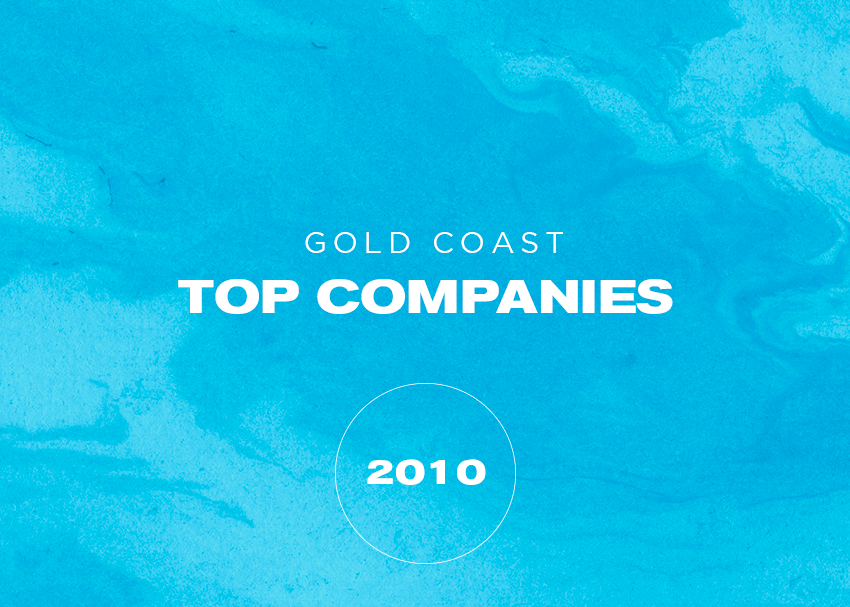 GOLD COAST'S TOP COMPANIES REVEALED