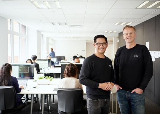 Fintech startup Zeller gears up for imminent launch with $25m Series A