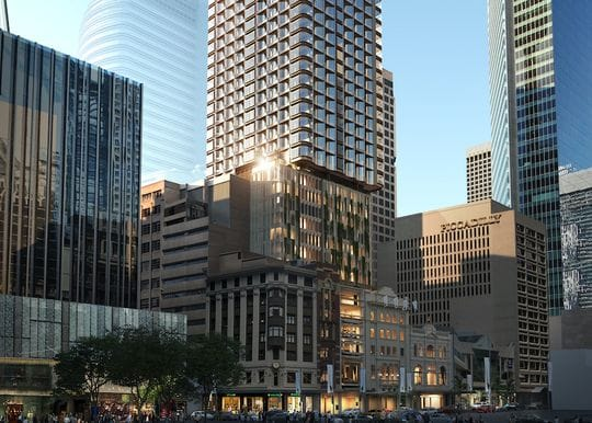 Plans lodged in Sydney for $762 million City Tattersalls Club redevelopment