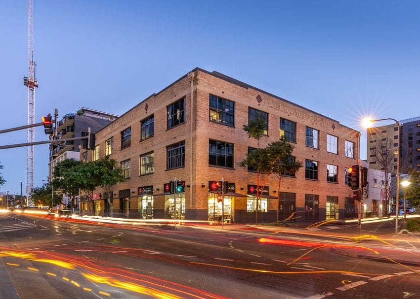 RF Corval buys $20.5m office property in Newstead, Brisbane