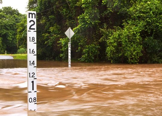 Catastrophe declared for flood-hit parts of NSW