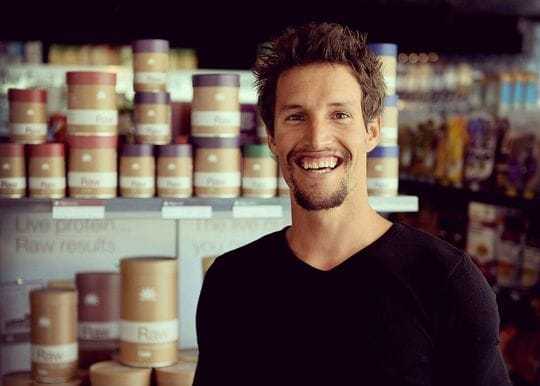 Dwayne Martens named the 2016 Gold Coast Young Entrepreneur