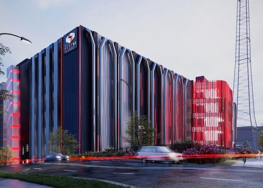 Multiplex to build new NEXTDC Sydney data centre