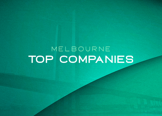 Melbourne's Top Companies revealed